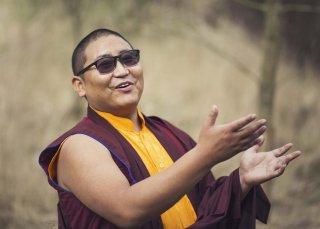 Tulku Tseyang Rinpoché