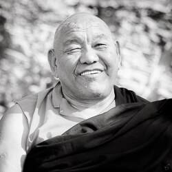 Bérou Kyentsé Rinpoché