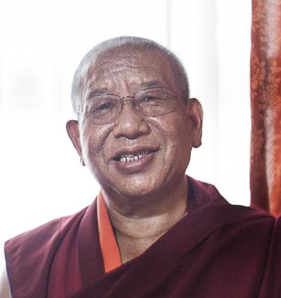 Lama Shérab Gyaltsen Rinpoché